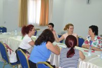 Training in Macedonia (6th andd 7th July 2017)